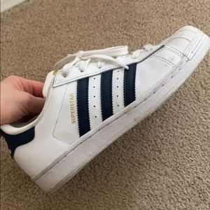 Adidas Superstar Sneakers Shoes US 4.5/ women's 7